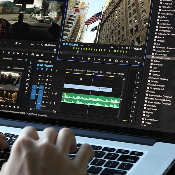 video producties en vlogs editors Scooperz Premiere Pro Adobe